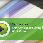 SAP Anwendertrainings im Wifi Wien